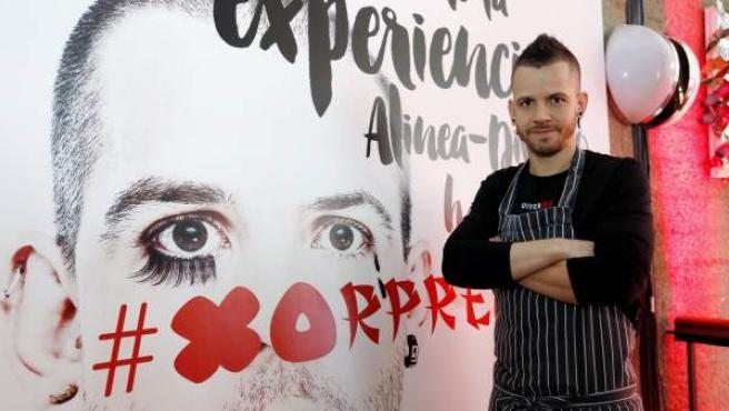 El chef madrileño David Muñoz.
