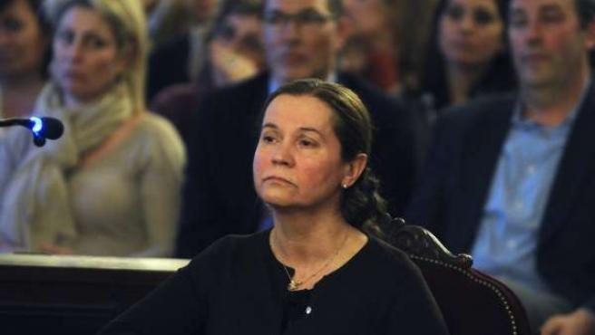 Montserrat González, acusada de la muerte de Isabel Carrasco