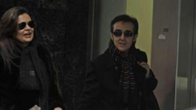 El cantante Jose Ramón Márquez, más conocido como Ramoncín