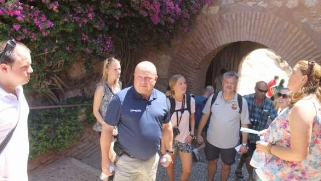 La televisión polaca rueda un show de turismo y cocina en Almería.