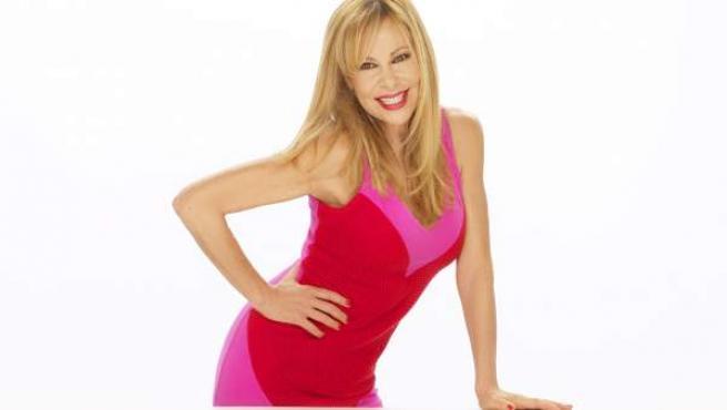 Ana Obregón, en una imagen promocional de 'Sofocos Plus'.