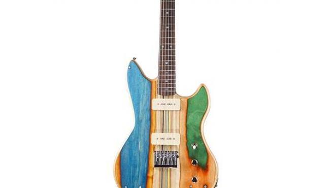 Guitarras psicodélicas