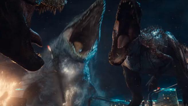 Vídeo del día: Los dinosaurios cobran vida en este 'making-of' de 'Jurassic World'