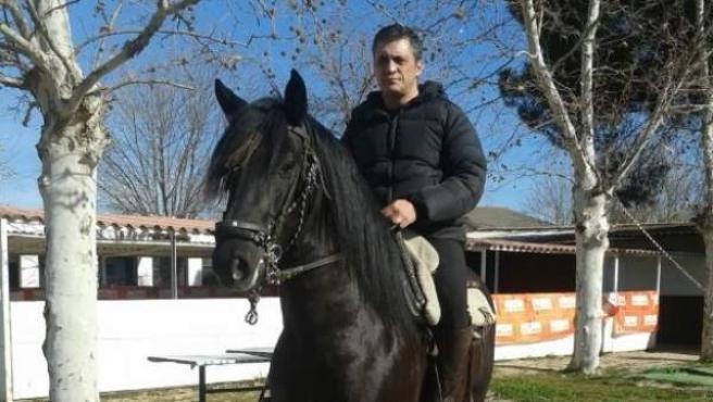 Cristóbal López Vivar, dueño de las clínicas Funnydent, en una foto de su perfil de Facebook.
