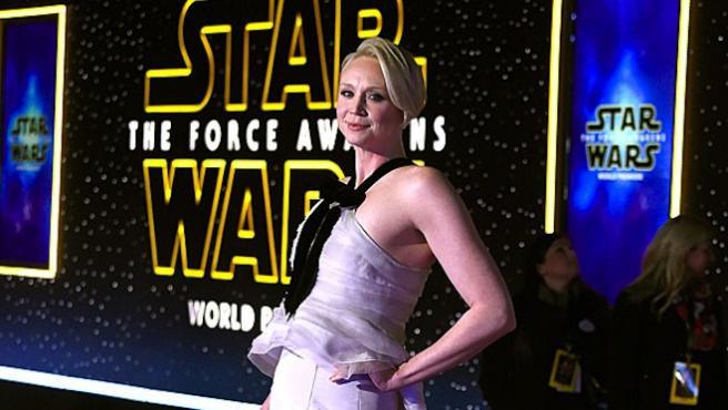 Gwendoline Christie confirma que Phasma volverá en 'Star Wars: Episodio VIII'