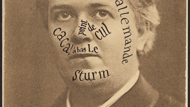 Obra de Raoul Hausmann para 'Dadaglobe'