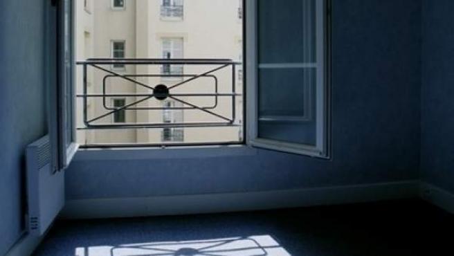 Imagen de un piso en venta.