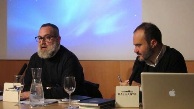 Fernando Pérez y Oskar Alegría.