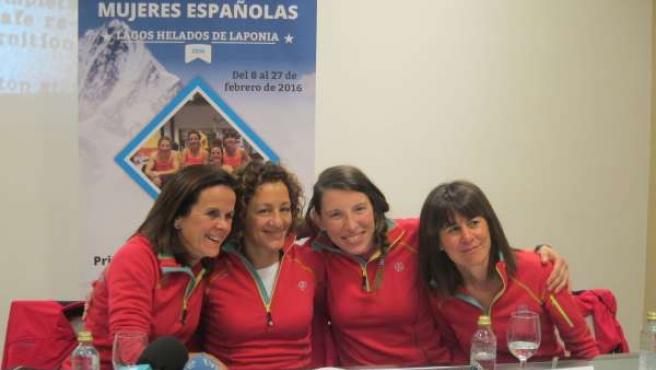 FOTO: Expedicionarias Vigo