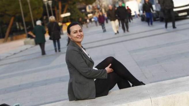 Susana Heredia, presidenta de la Asociación de Afectados por Cáncer de Ovario (ASACO).