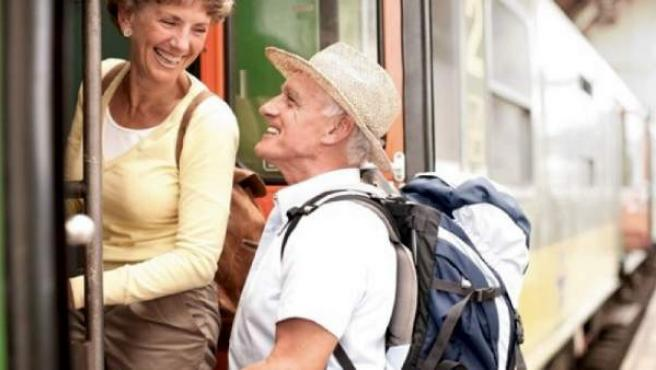 Más allá del 'mochilero', Interrail vende pases también para viajeros 'senior'.