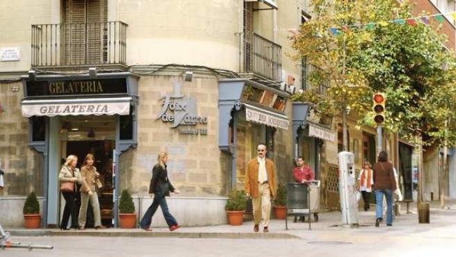 La Pastisseria Foix de Sarrià, fundada en 1886, es uno de los comercios emblemáticos de Barcelona.