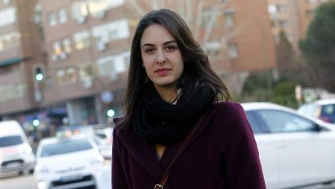 Rita Maestre, concejala y portavoz del Ayuntamiento de Madrid.