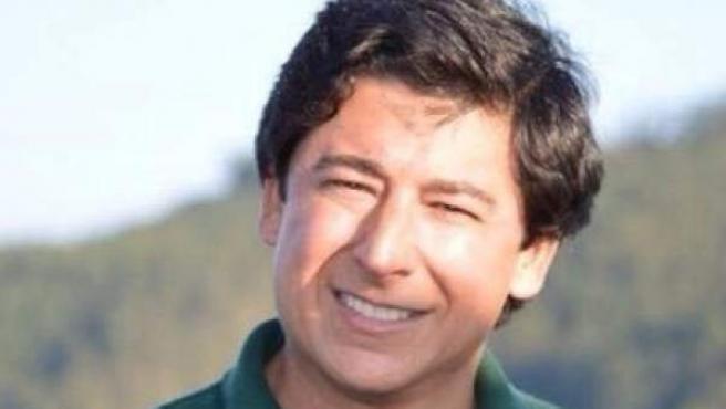 Borja Fanjul, en la foto de su perfil de Twitter.