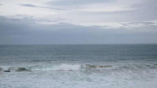 Viento en el mar