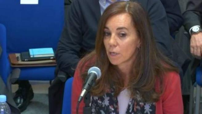 Mercedes Coghen, ex consejera delegada de la candidatura olímpica Madrid 2016.
