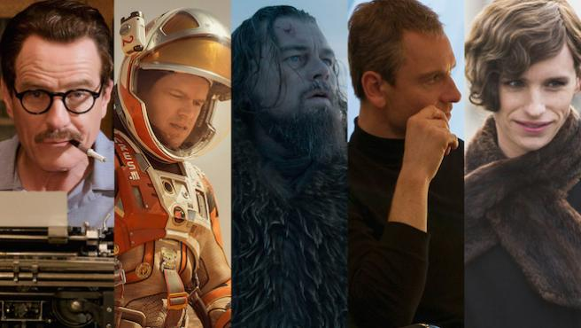 [Oscar 2016] ¿Quién ganará el Oscar de mejor actor?