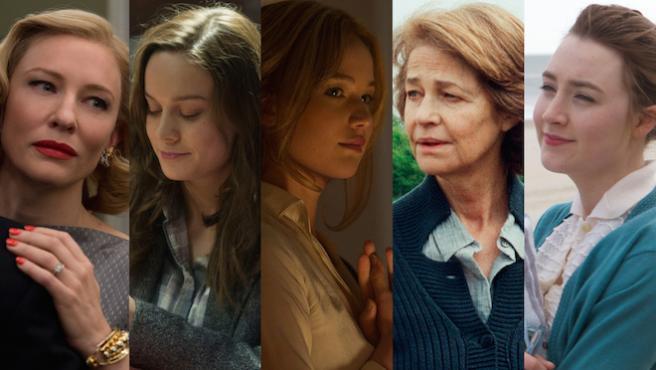 [Oscar 2016] ¿Quién ganará el Oscar de mejor actriz?
