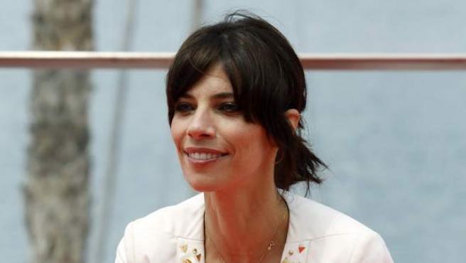 Maribel Verdú, en el festival de Málaga.