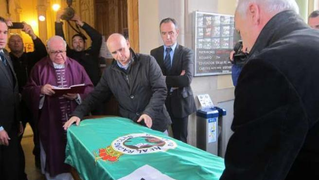 Funeral Nando Yosu