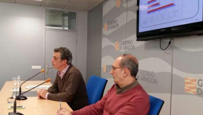 Presentación sobre el consumo de drogas en jóvenes aragoneses