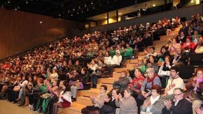 Gala de clausura de las aulas de mayores de la Diputación de Málaga