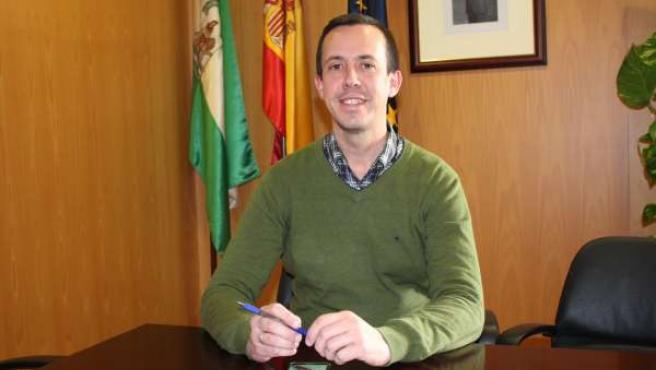 El delegado de Salud de Almería, José María Martín