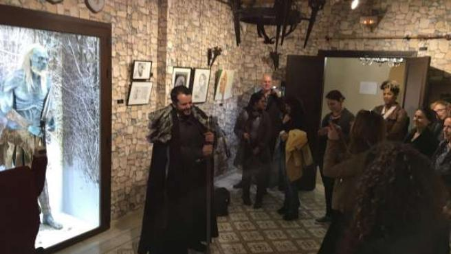 Museo sobre Juego de Tronos en Osuna
