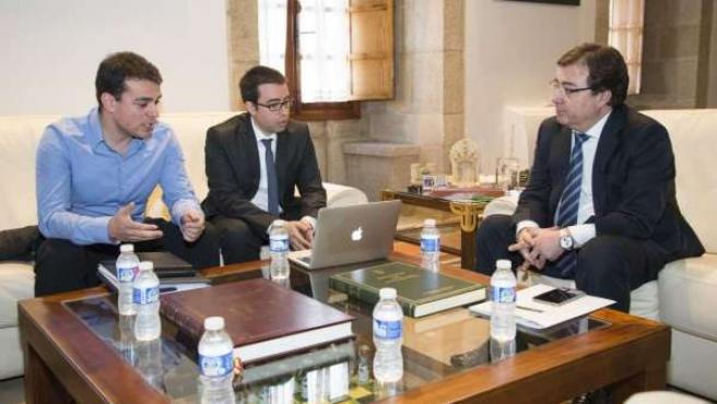 Guillermo Fernández Vara y AGF Procesos Biogás