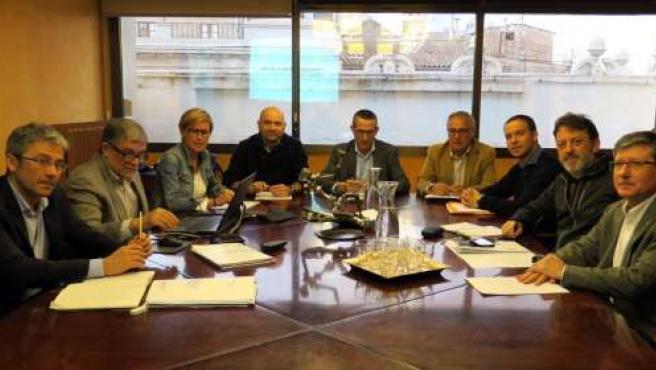 Consejo de administración de la Empresa de Urbanismo de Lleida