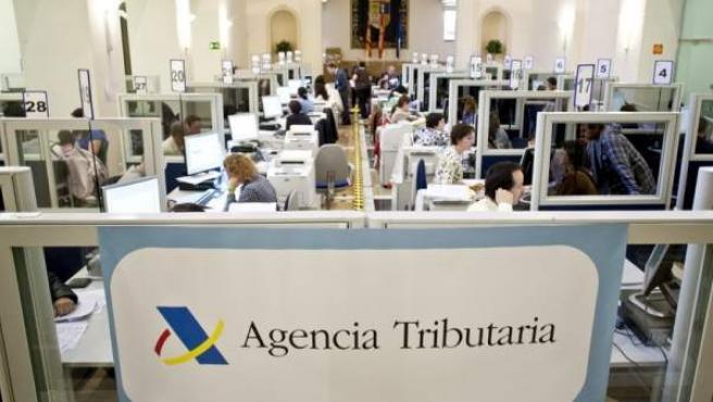 Delegación central de la Agencia Tributaria