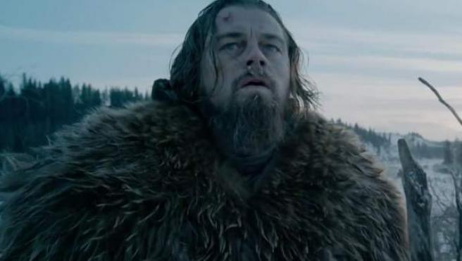Leonardo DiCaprio protagoniza 'El renacido'