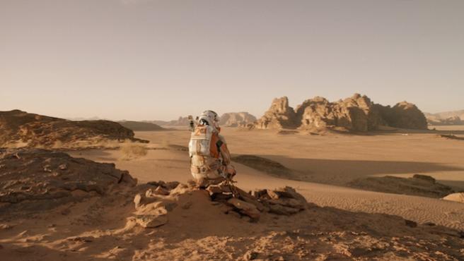 Por qué 'Marte' no debería ganar el Oscar