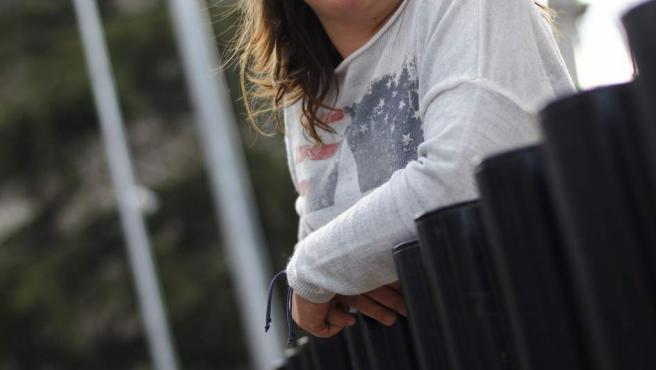 Patricia Fernández padece hipertensión pulmonar.