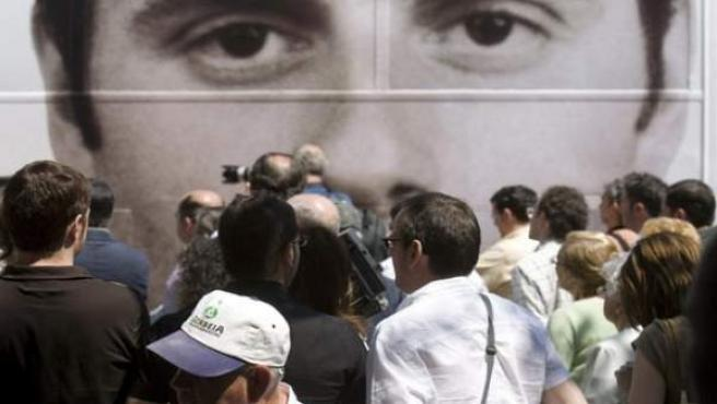 Homenaje a Miguel Ángel Blanco.