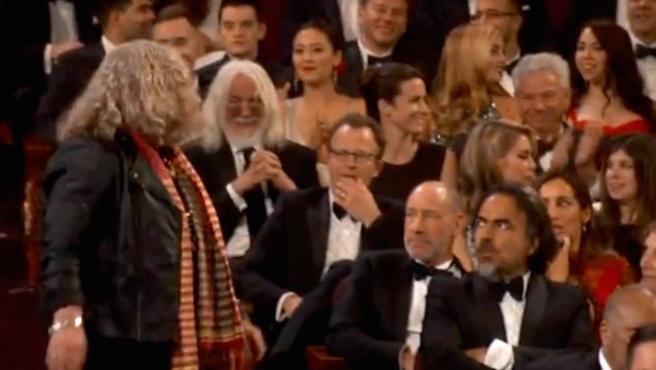 Oscar 2016: Alejandro G. Iñárritu asegura que SÍ aplaudió a Jenny Beavan