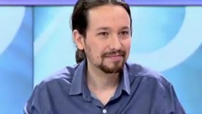 Pablo Iglesias, en 'El Programa de Ana Rosa'