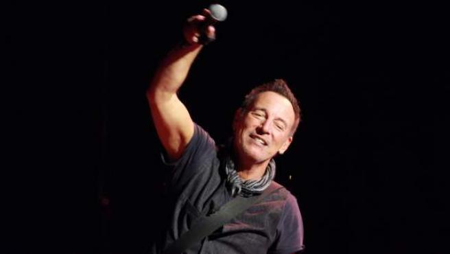 Bruce Springsteen, durante un concierto en Atlanta.