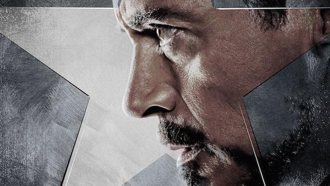'Capitán América: Civil War': Pósters del equipo de Iron Man