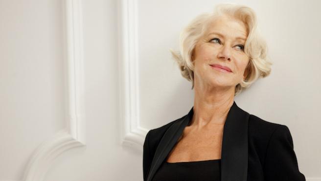 Vídeo del día: Si te besa Helen Mirren, te quedas sin palabras