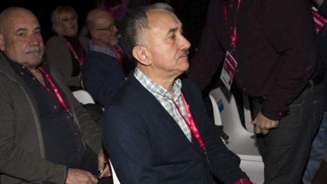Imagen del nuevo secretario general de UGT, Josep Maria Álvarez.