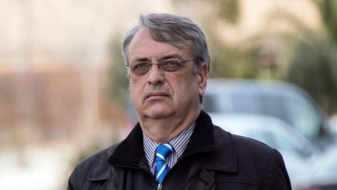 El exsecretario del Instituto Nóos Miguel Tejeiro.