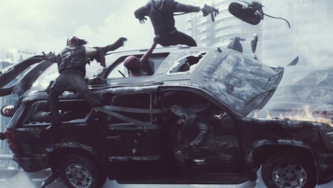 Vídeo: Así se hicieron los efectos especiales de 'Deadpool'