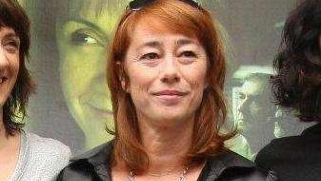 La directora Gracia Querejeta