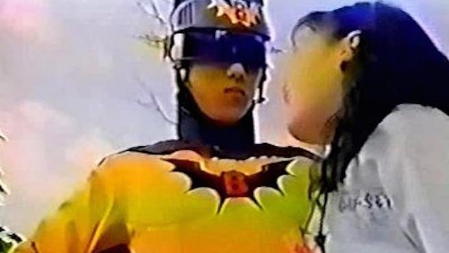 El Batman coreano contra Mazinger V: el crossover imposible