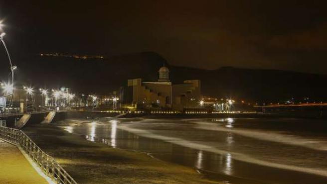 La Hora del Planeta en Las Palmas de Gran Canaria