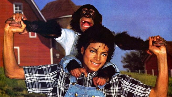 'Bubbles', el chimpancé de Michael Jackson, tendrá su propia película