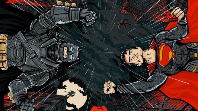 Batman v Superman: El amanecer de la Justicia