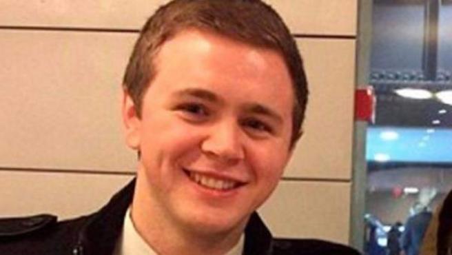 Mason Wells ha sobrevivido a los atentados de Boston, París y Bruselas.