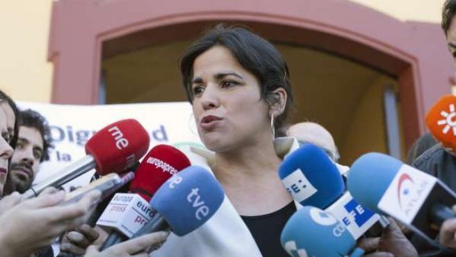 Reuniónteresa Rodriguez Con Plataforma Morón